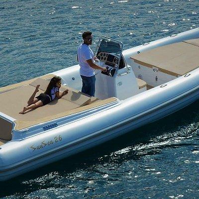 Sunsea 26 RIB speedboat
