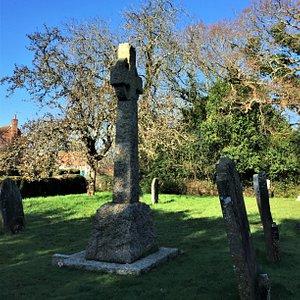 2.  High Halden War Memorial