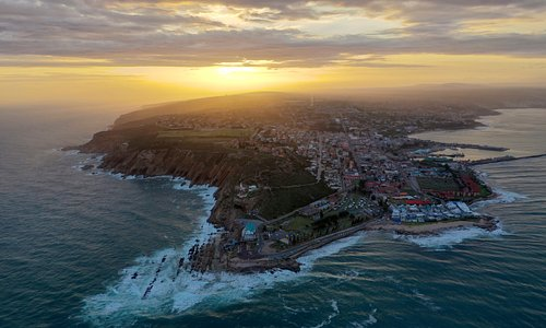 Mossel Bay is situated on a peninsula offering year round mild weather