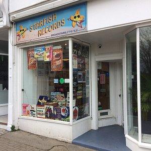 Starfish Records, Broadstairs