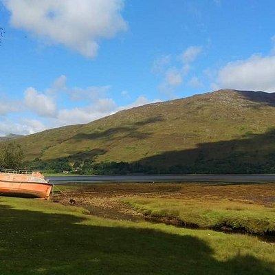Loch Eil in September