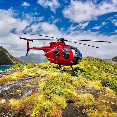 Fiordland Helicopters