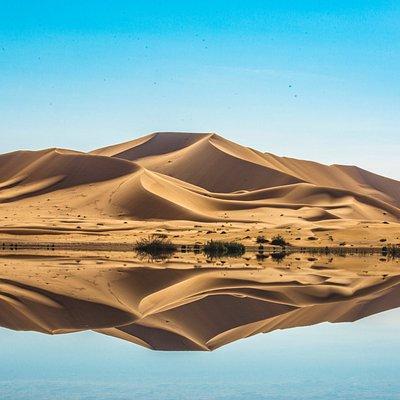 Empty Quarter- Homidan lake