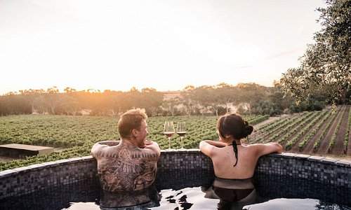 Happy Valentines Day from the Barossa Valley. South Australia.