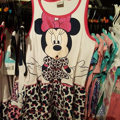 Artikel Disney Minnie Maus Kleid