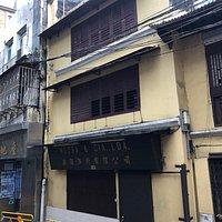 Moosa House on Rua Central