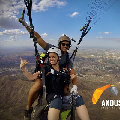 Paragliding Experiences! Experiencia en Parapente!