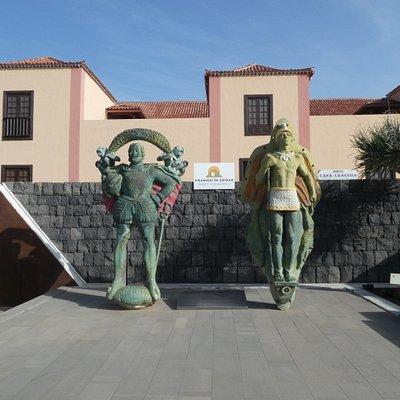 Museo Casa Chacona i Güímar