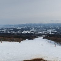 スキー場の様子