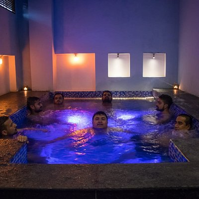 Providing Relaxing Customer Experience (JACUZZI)