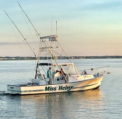 34' Down East Fishing Vessel