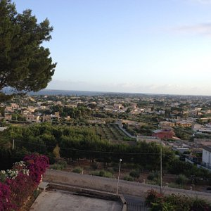 Panorama terrazza