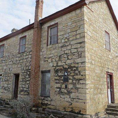 1868 Bandera County Courthouse, TX, Feb 2020