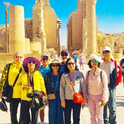 8 Days 7 Nights Travel To Cairo & Luxor & Aswan And Nile Cruise With Train