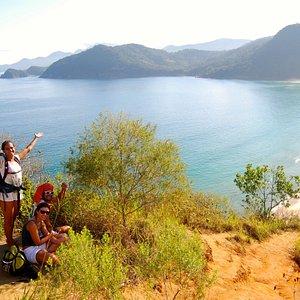 Trekking Praia do Sono