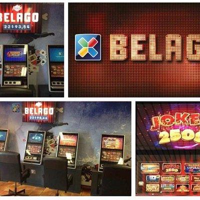 10 BELAGO Terminaler fra Norsk-Tipping. Der du kan vinne vår lokale GULLPOTT på kr 12.000.- samt den nasjonale GULLPOTTEN på kr 50.000.-