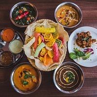A selection of few dishes