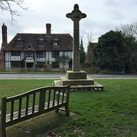 6.  Brenchley War Memorial, Brenchley, Kent