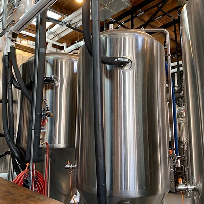 Insiders view of the brewing process...