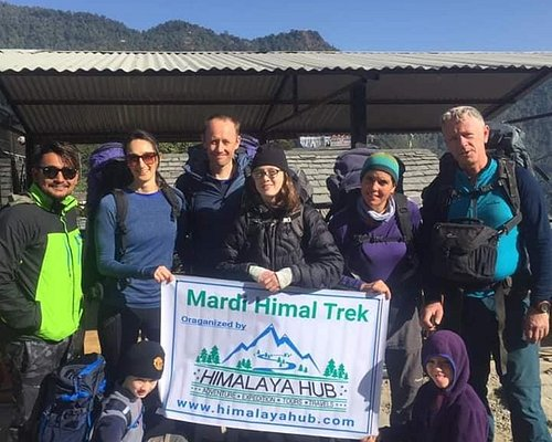 Mardi Himal trekking is relatively a newly discovered trekking trail in the heart of Annapurna region. The serene and tranquil trekking route similar to Ghorepani-Poonhill trekking offering spectacular mountain view of Annapurna Himalayan range including popular Machhapuchhre ( Fish- Tail) mountain. Choosing Mardi Himal trekking means a rewarding opportunity to escape crowded trekking routes like other popular trekking routes in Nepal.  It is actually located between Annapurna Base Camp trek and