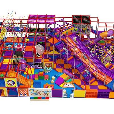 Indoor playground Jæren https://veras.no/