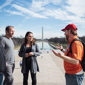 Our signature National Mall tour with certified premium guides