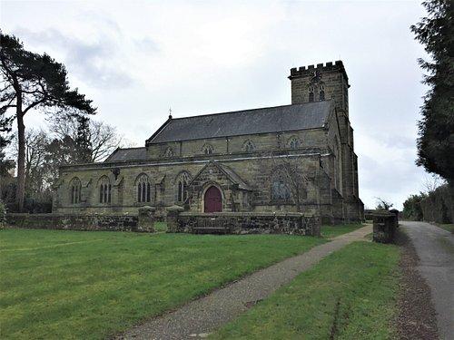 2.  The Upper Church of St Peter Pembury, Royal Tunbridge Wells, Kent
