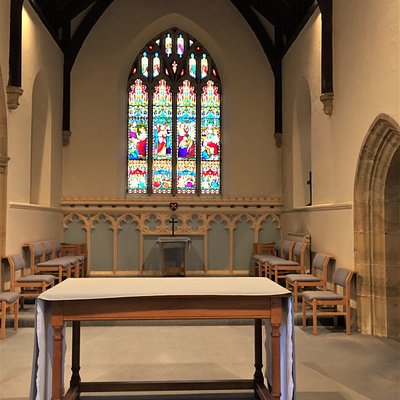 9.  The Upper Church of St Peter Pembury, Royal Tunbridge Wells, Kent