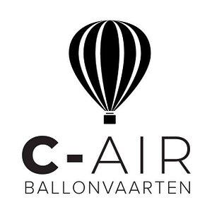 Logo van C-Air ballonvaarten