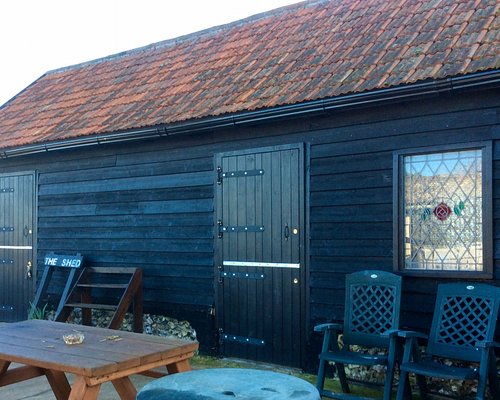 Recently renovated Stable block