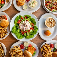 Crab Cake Cafe has a lot to offer!