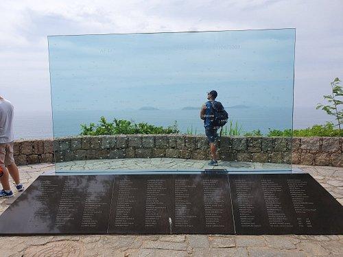 Memorial ás Vitimas do Vôo 447