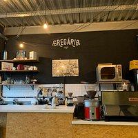 Gregário Café - Curitiba / PR
