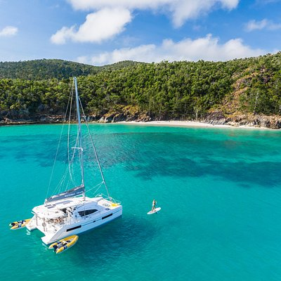 Whitsunday Escape - Skipper Yourself Bareboat Charters -   Escape to the Whitsundays, Escape with Confidence, Whitsunday Escape  Spend time with your family and friends on your own private boat and explore the stunning Whitsundays!