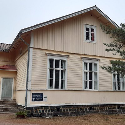 Hitis bibliotek Hiittisten kirjasto