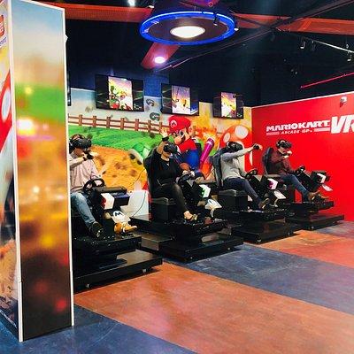 Mario Kart VR: Customer Experience