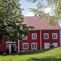 Trekkspill museet holder til på samme sted som Ringerik museum