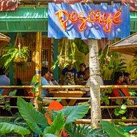 El Caribe en el emblematico barrio El Prado de Barranquilla
