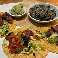 Wood-grilled Steak Tacos at Seasons 52 at Tysons Corner Center in McLean, Va. (AlpinerHut)