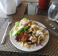 Salad Bar Selection