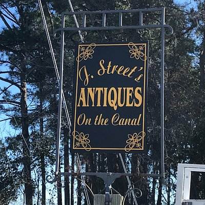 AL, GULF SHORES, J. Street's Antiques on the Canal - 1