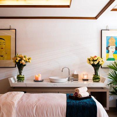 Luxury treatment Rooms