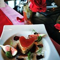 Valentine's Foie Gras & Duck Confit Terrine ♥️