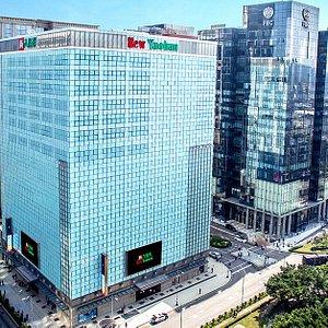 New Yaohan exterior