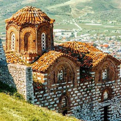 Church of the Holy Trinity Berat,Albania