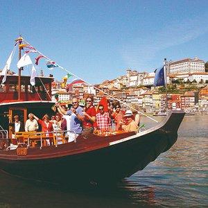Cruzeiros no rio Douro