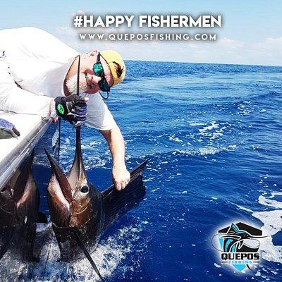Disponemos de las mejores tripulaciones y embarcaciones, que lo llevara a vivir la mejor experiencia de pesca. Nuestra misión es ayudarlo a vivir su aventura!