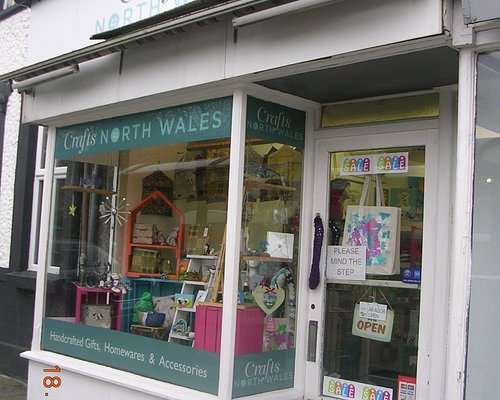 Crafts North Wales Gift Shop (Porthmadog Town Centre)