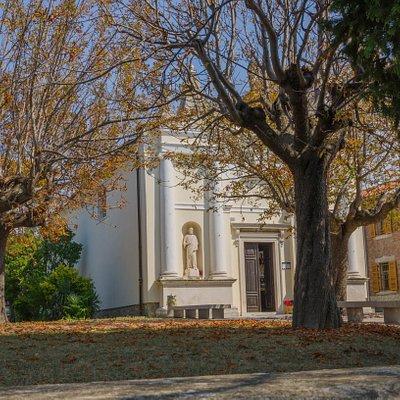 Kościół Objawienia Maryi w Strunjan