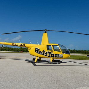 Tour the beautiful Florida Keys in our Robinson R44 Helicopter.